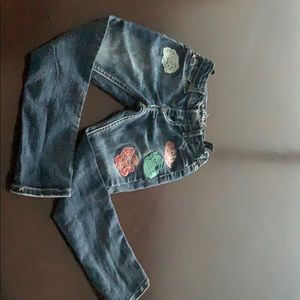 Vigoss jeans. Girls size 6T. New, no tags.